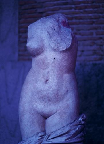 """Sara VanDerBeek, """"Naples Nude,"""" 2013"""