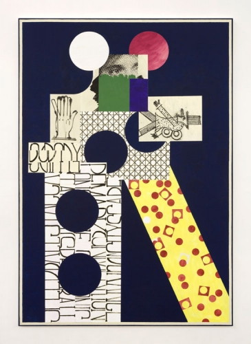 "David Korty, ""Figure Construction #8,"" 2015"