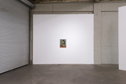 Eclipse, installation view at Night Gallery, 2017.