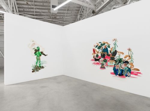 Feel Me?, installation view, 2021