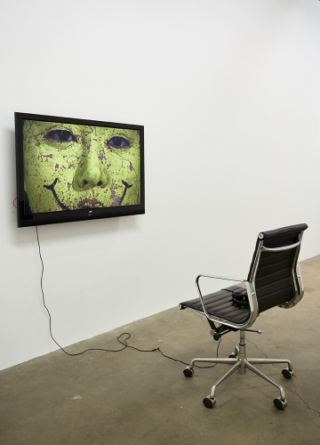 Smiley Suicide installation view, 2015.