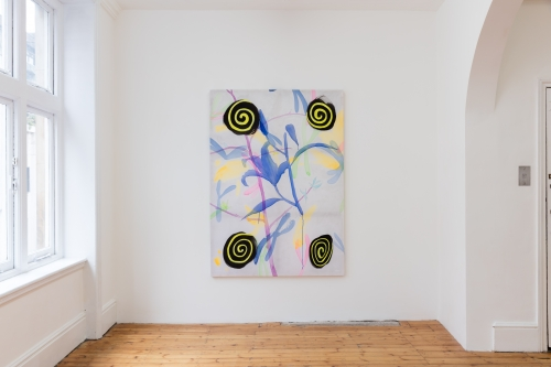 """Survival is Not Enough,"" Installation view at Rodeo Gallery, 2015"