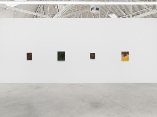 Smoke and Mirrors, installation view, 2021.