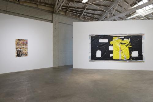 True Lies, installation view, 2017.
