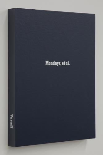 "Keith J. Varadi, ""Mondays, et al.,"" 2015"