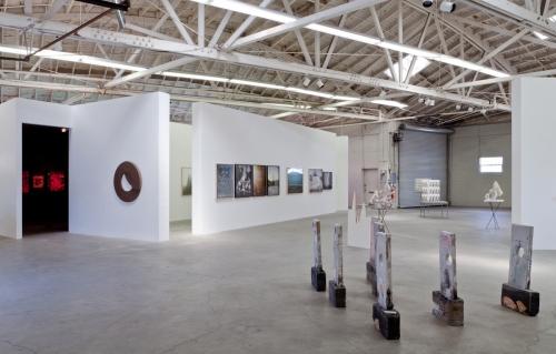 Trains, installation view, 2014.