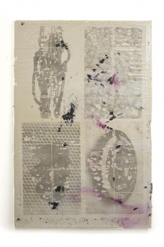 """White Four Door,"" 2013"