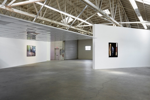 Rose Marcus,The Four Seasons,installation view, 2017.