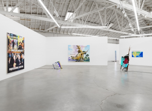 Screen Time, installation view, 2021.