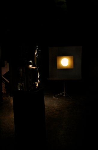 """""""Celestial Spectacular,"""" Installation view, 2011"""