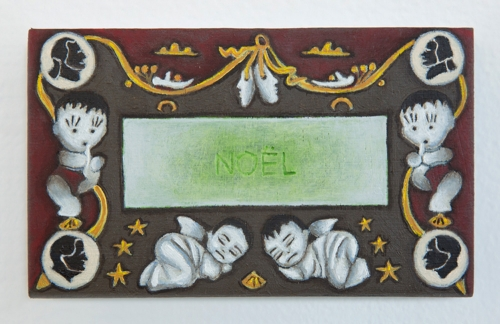 "Alexandra Noel, ""Baby Noel's Sister,"" 2016"