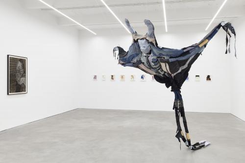 Liminal States, installation view at Kraupa-Tuskany Zeidler, Berlin, Germany, 2019.