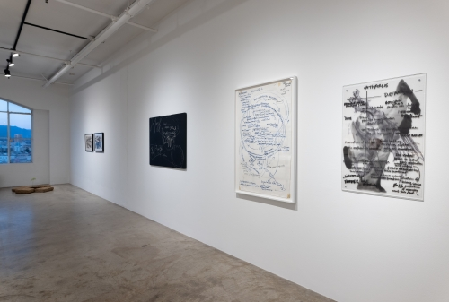 I Like LA and LA Likes Me: Joseph Beuys at 100, curated by Andrea Gyorody, installation view at Track 16, Los Angeles, CA, 2021. Courtesy of Track 16 Gallery, Los Angeles.