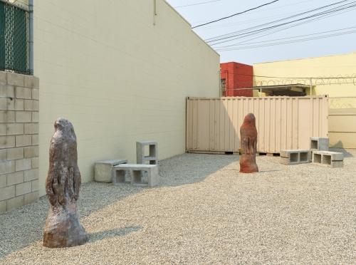 Interlocking, installation view, 2020.