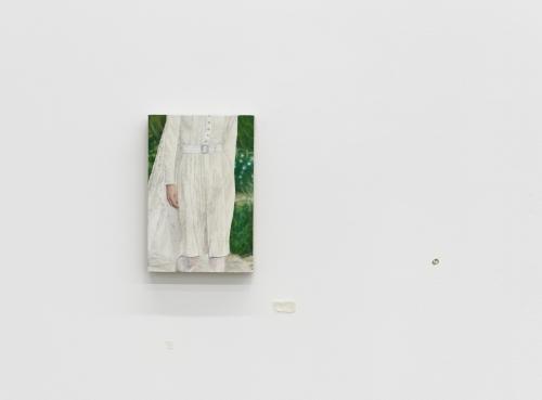 In the Garden, installation view, 2020.