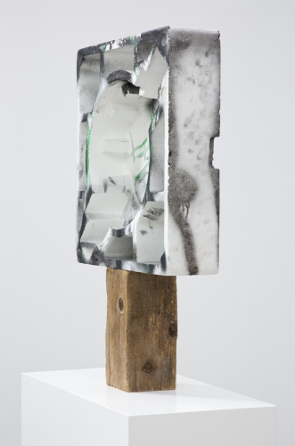 "Huma Bhabha, ""Untitled,"" 2013"