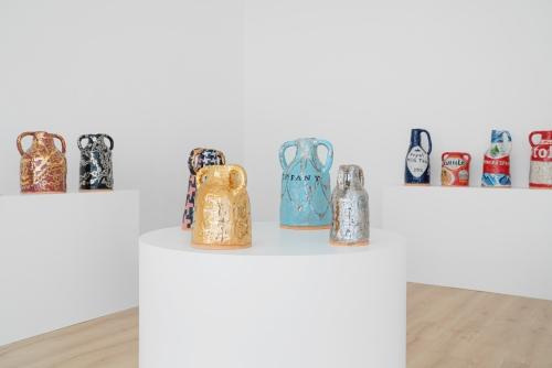 Value, installation view at Woaw Gallery, Hong Kong, China, 2021.