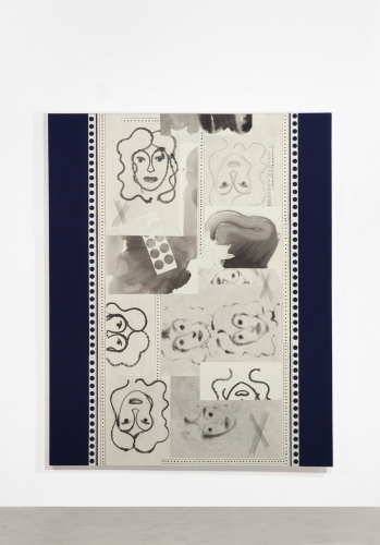 """Film Strip (Matisse),"" 2013"