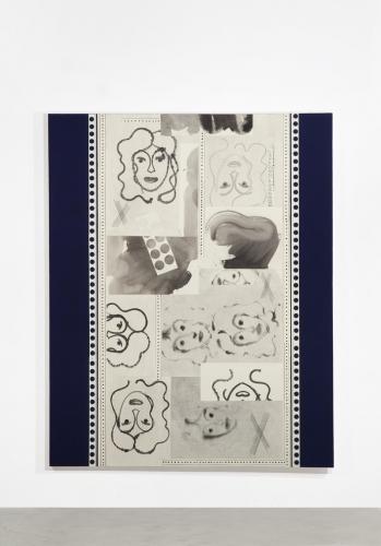 """""""Film Strip (Matisse),"""" 2013"""