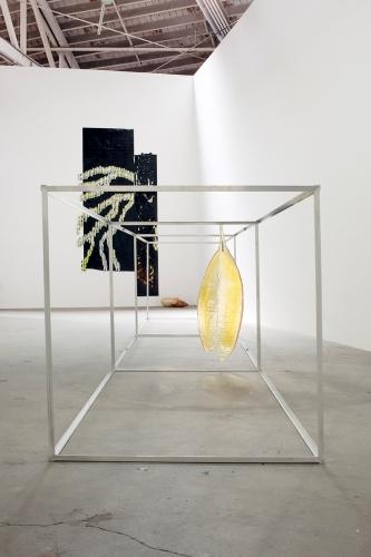 Dmitri Hertz & Kate Levant,OOOOOOOOOOOO,installation view,2015