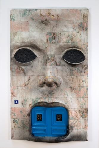 """Pentti Monkkonen, """"4 Rue Michael Jackson,"""" 2014"""