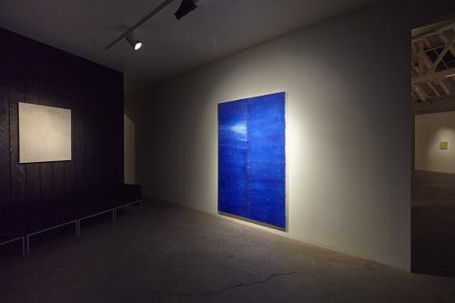 """The Sun Can't Compare,"" Installation view, 2013"
