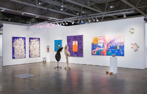 Art Toronto installation view, 2017
