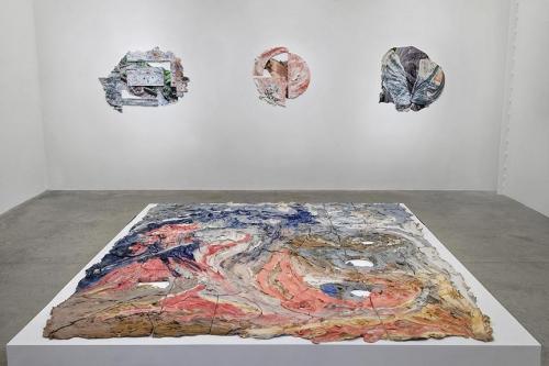 Ways, Installation view at Albertz Benda, 2019.