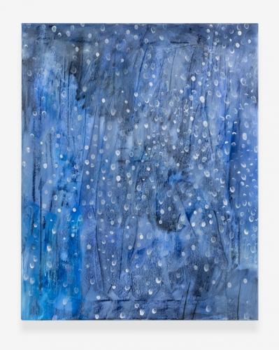 """Snow and Grass (Evening),"" 2013"