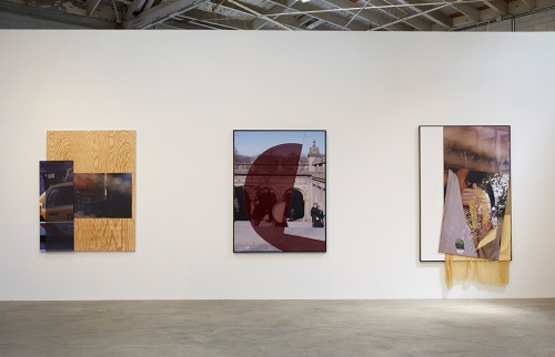 The Four Seasons, installation view at Night Gallery, 2015.