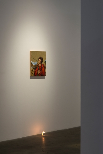 Devotional Art for Your Home, installation view at Night Gallery, 2016