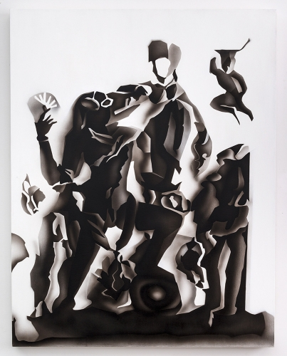 "Tracy Molis, ""Multiverse III,"" 2015"