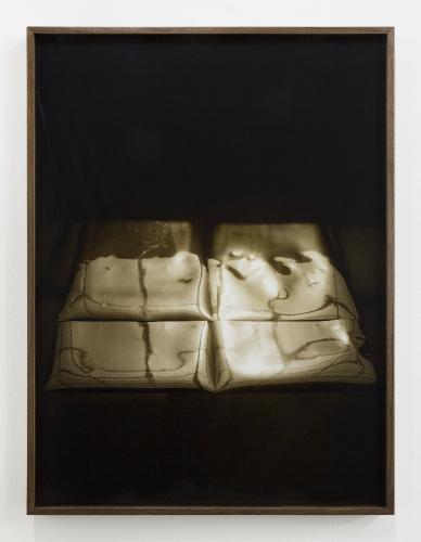 "Melanie Schiff, ""Gold Pane,"" 2018"