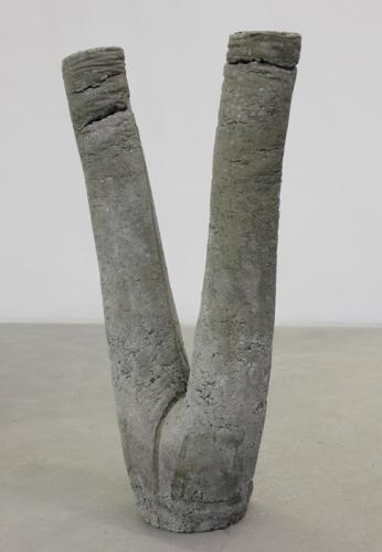 """Math Bass, """"Untitled (Brutal Set, performance remnant),"""" 2013"""