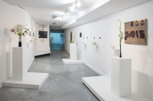 Eurydice, installation view at 219 Madison St, 2018.