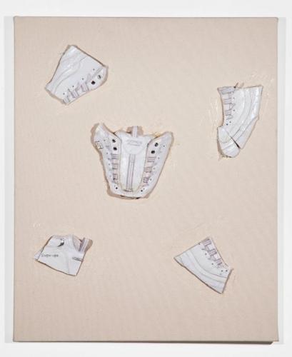 "Anna Rosen, ""Skechers Portrait,"" 2012"