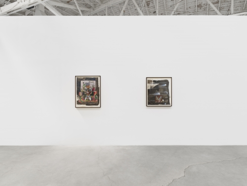 Majeure Force, Part Two, installation view, Night Gallery, 2020.