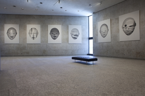 VIEW from HERE, installation view at Winnipeg Art Gallery, 2015