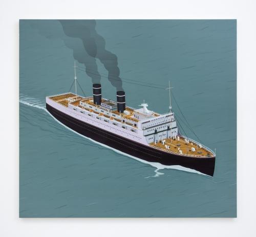 """""""Cruise Ship,"""" 2020"""