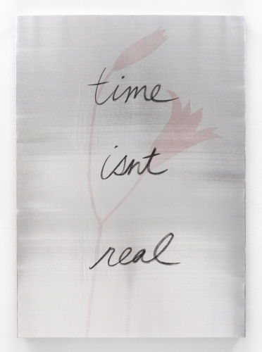 """Time Isn't Real,"" 2017"