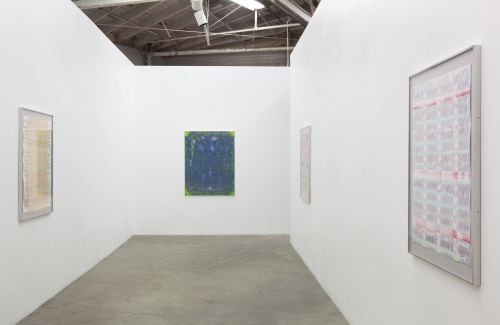 Installation view, Work, ​2013.