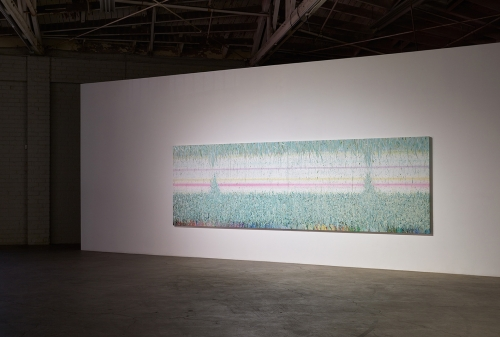 """Xue Feng, """"Properous Carnival Perfusion 2016-8,"""" installation view in Illusion, 2016"""