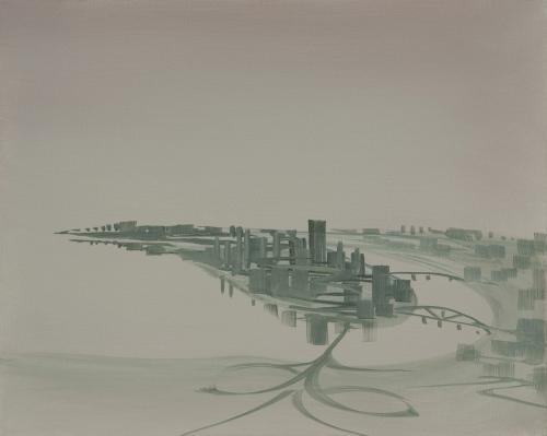 """Satellite Cities,"" 2002"