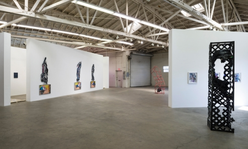 Debo Eilers, Liberty, installation view, 2016