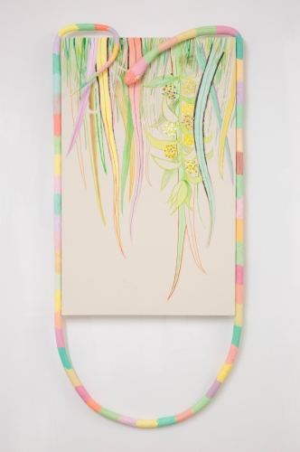 "Ross Caliendo, ""Rainbow Snake,"" 2018"