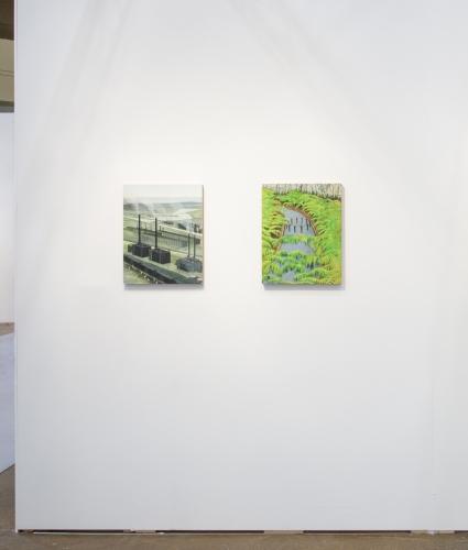 Art Toronto, installation view, 2018.
