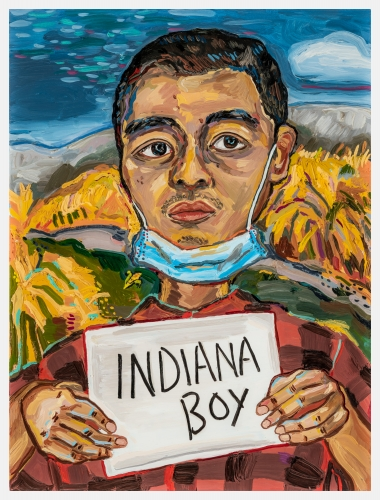 """Indiana Boy,"" 2021"