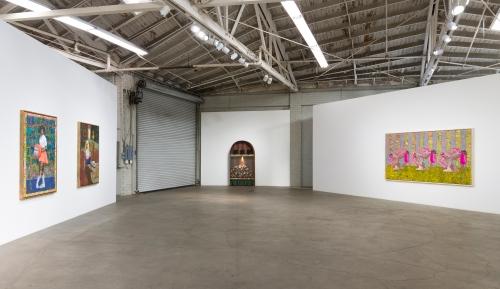 JRRNNYS, Installation view at Night Gallery, 2019.