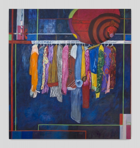 "Marisa Takal, ""My Closet,"" 2019"
