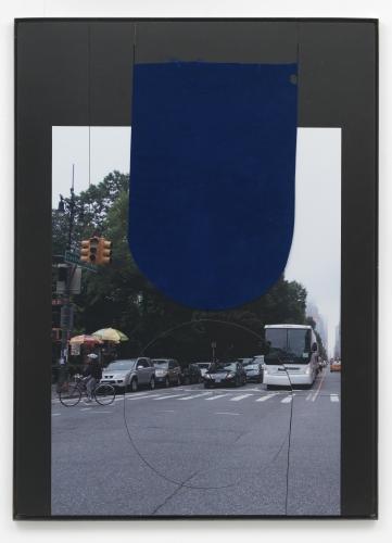 """""""Traffic Light,"""" 2015"""